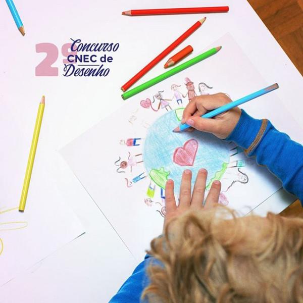 2º Concurso CNEC de Desenho contou com a participação de aproximadamente 2,2 mil estudantes