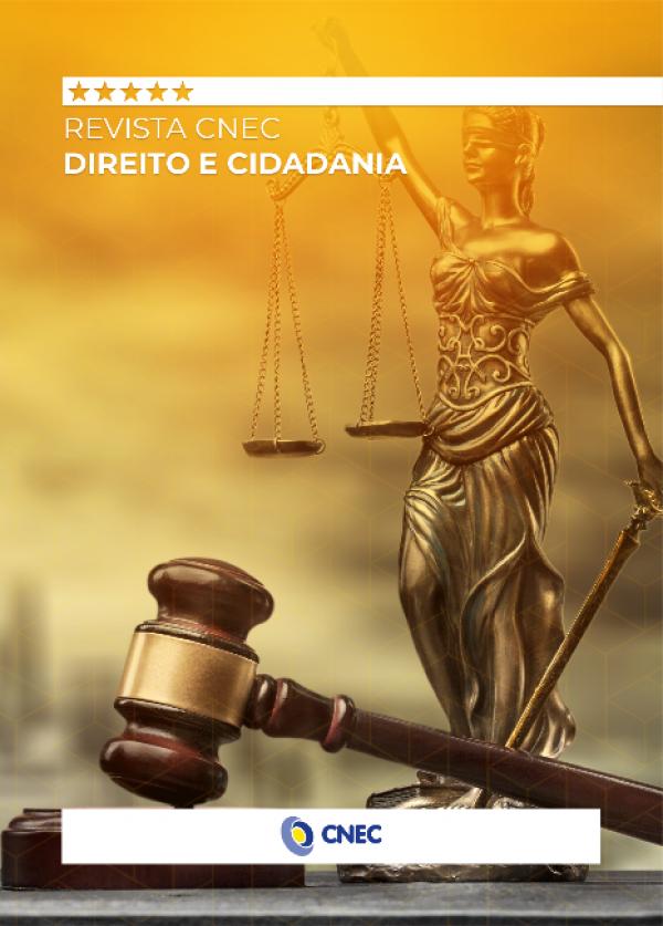 Publicada a primeira edição da Revista CNEC Direito e Cidadania