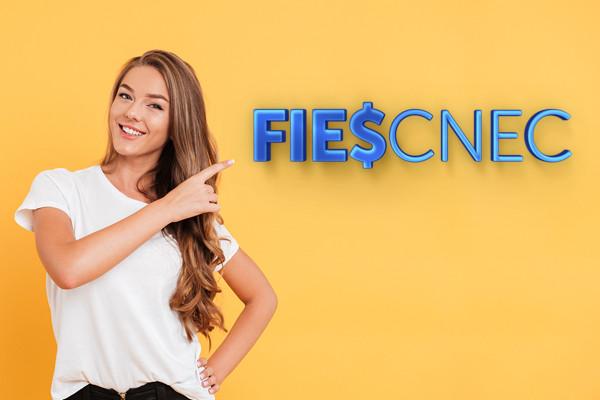 CNEC abre edital do programa de crédito estudantil próprio - FIESCNEC