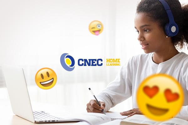 CNEC Home Learning segue firme no processo de aprendizagem de 2020!