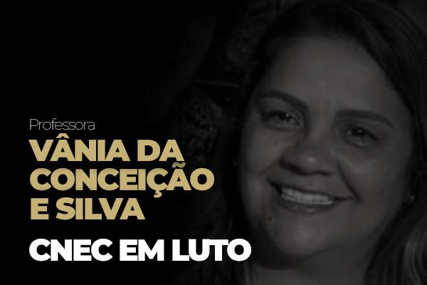 Nota de Pesar - Vânia da Conceição e Silva