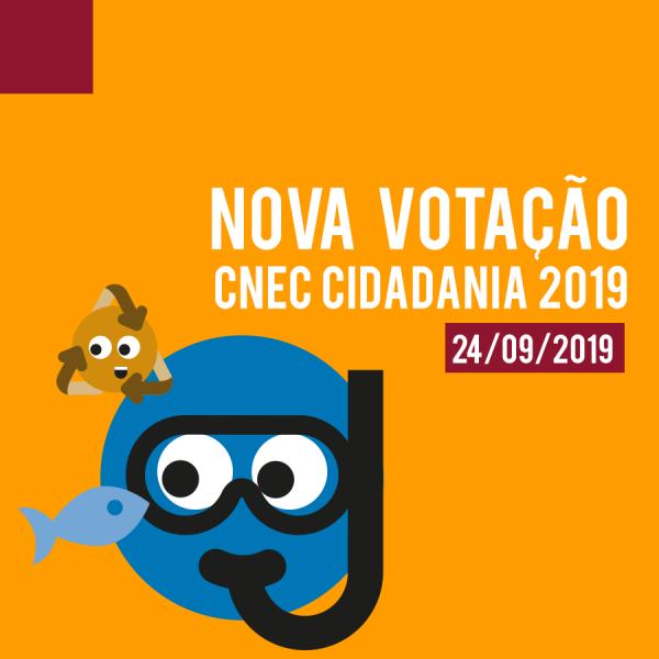 Votação do CNEC Cidadania terá nova data