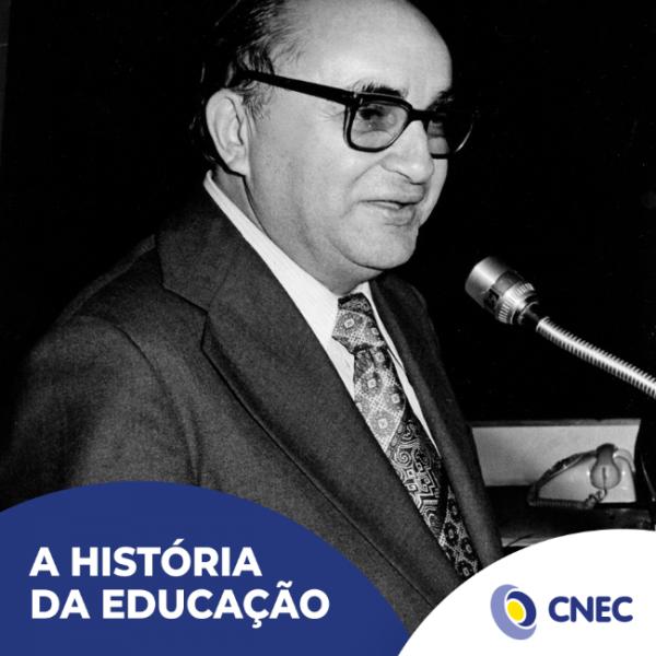 História do fundador da CNEC é retratada na Revista Brasileira de Educação